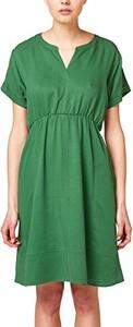 Zielona sukienka esprit