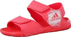 Buty dziecięce letnie Adidas Performance na rzepy