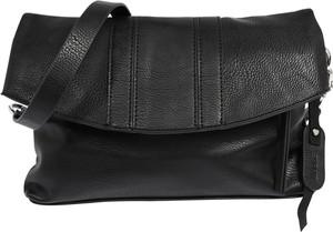 Czarna torebka Esprit na ramię