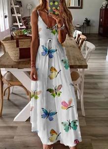 Sukienka Sandbella maxi