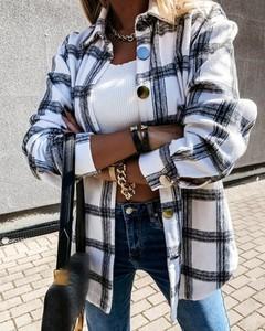 Koszula Kendallme z długim rękawem w stylu casual