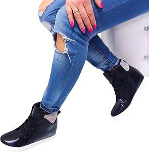 Sneakersy Cathay Moda