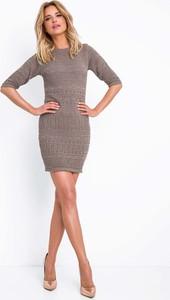 Sukienka Fobya z bawełny dopasowana