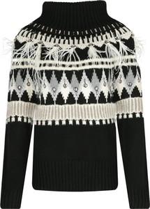Sweter Twinset w stylu skandynawskim