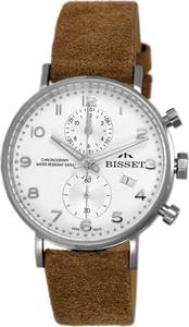 Szwajcarski zegarek męski Bisset BSCE84