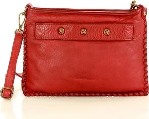 Czerwona torebka Merg
