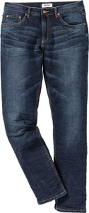 Czarne jeansy bonprix john baner jeanswear