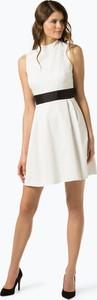 Sukienka Marie Lund rozkloszowana mini bez rękawów