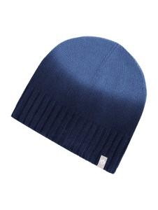 Niebieska czapka Fraas w stylu casual