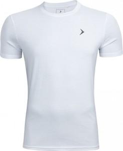 T-shirt Outhorn z krótkim rękawem z bawełny w stylu casual