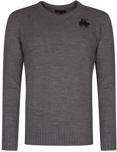 Sweter U.S. Polo w stylu casual