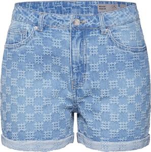 Niebieskie szorty Vero Moda