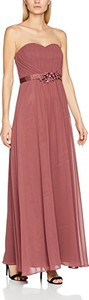 Fioletowa sukienka Vera Mont maxi