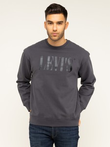 Granatowa bluza Levis