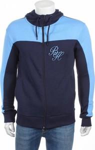 Niebieska bluza Beck & Hersey