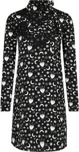 Sukienka Silvian Heach mini z długim rękawem prosta