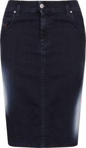 Spódnica Diesel w stylu casual z tkaniny midi