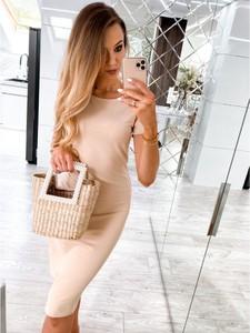 Sukienka magmac.pl w stylu casual dopasowana