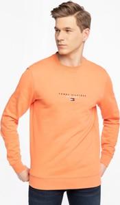 Bluza Tommy Hilfiger w młodzieżowym stylu z bawełny