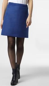 Niebieska spódnica Esprit