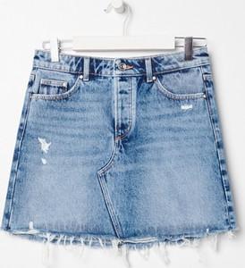 Spódnica Sinsay mini w stylu casual