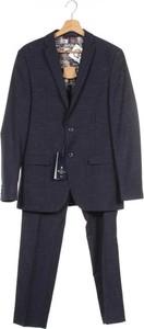 Niebieski garnitur Ben Sherman
