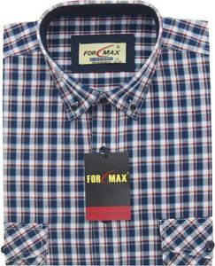 Koszula Formax z bawełny z krótkim rękawem