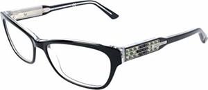 amazon.de Swarovski Sk5033 003-54-16-140, damskie oprawki okularów, brązowe, 54