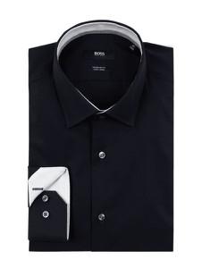 Koszula Boss z bawełny