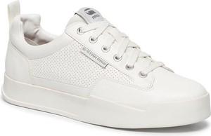 G-Star RAW Sneakersy Rackam Core Low D15202-A940-110 Biały