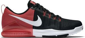 Buty sportowe Nike ze skóry sznurowane zoom