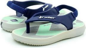 Granatowe buty dziecięce letnie Rider