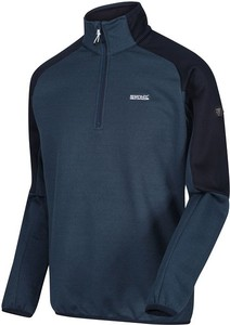 Niebieska bluza Regatta z polaru