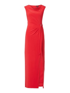 Różowa sukienka Ralph Lauren maxi