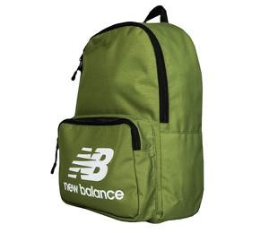 Zielony plecak męski New Balance