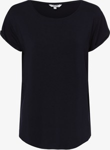 T-shirt mbyM z krótkim rękawem z okrągłym dekoltem