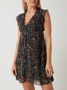 Sukienka APRICOT mini z szyfonu