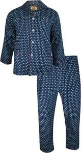 Granatowa piżama Formax