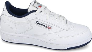 Buty sportowe Reebok Classic ze skóry niskie na koturnie