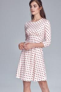 Sukienka Nife mini rozkloszowana