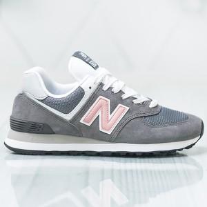 Buty sportowe New Balance w sportowym stylu 574 sznurowane