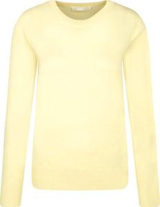 Sweter Hugo Boss z jedwabiu w stylu casual