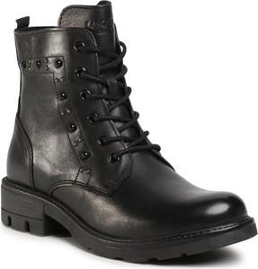 Buty dziecięce zimowe Lasocki Young sznurowane