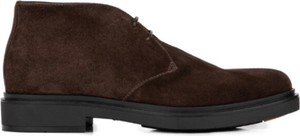 Buty zimowe Santoni sznurowane