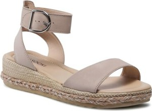 Sandały Lasocki w stylu casual z klamrami