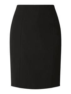 Czarna spódnica Montego midi