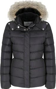 Czarna kurtka Calvin Klein krótka