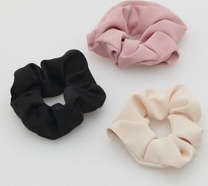 Reserved - Pastelowe gumki do włosów 3 pack - Wielobarwny
