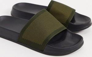 Zielone buty letnie męskie Asos