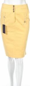 Żółta spódnica Metradamo